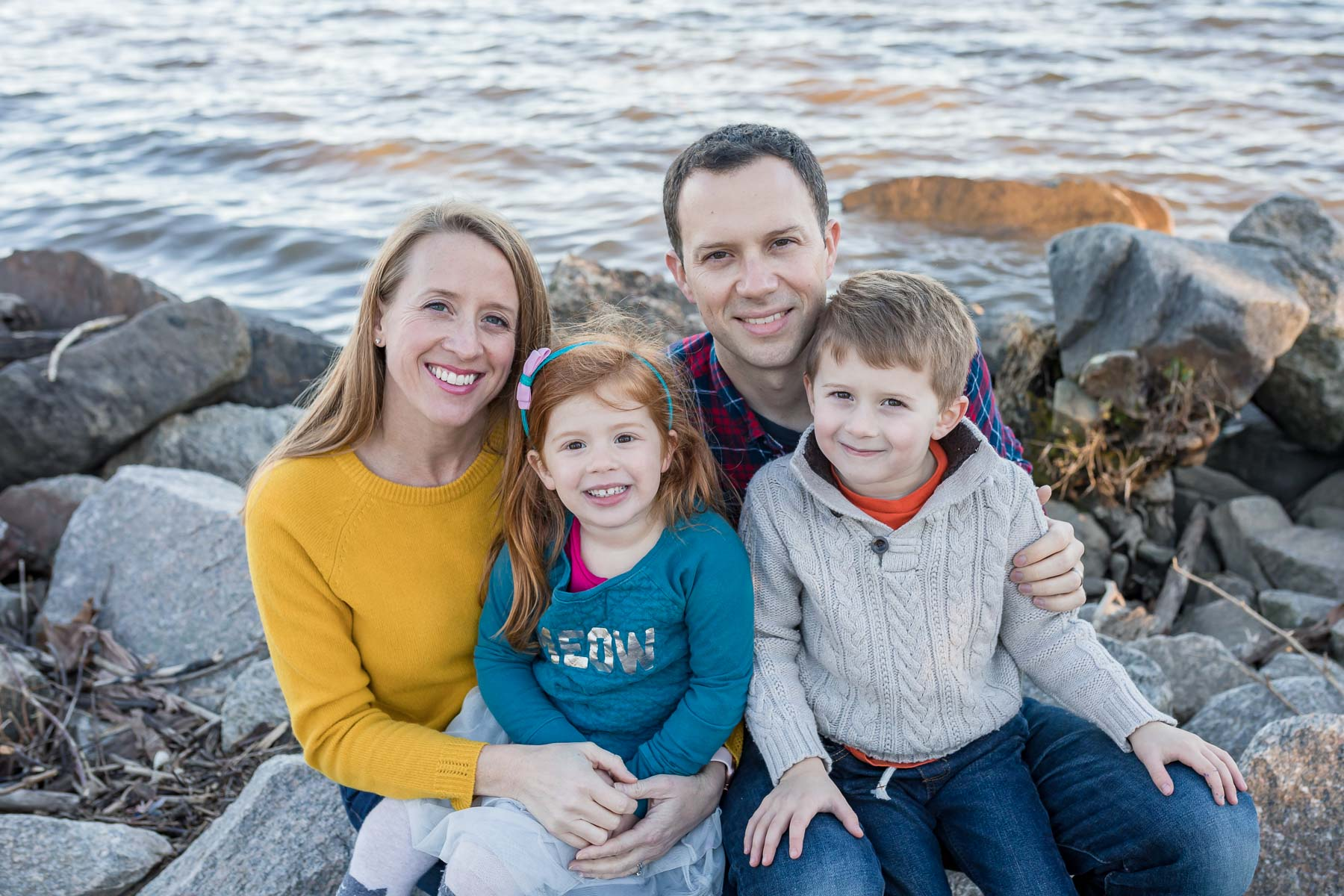 Christine Halsey Family & Kids